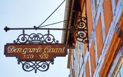 Den Gamle Gaard åbner for sæsonen
