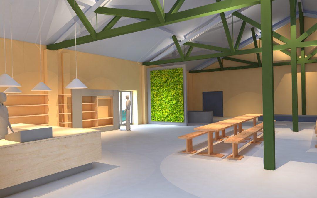 Øhavsmuseet flytter permanent ind på den tidligere slagterigrund i Faaborg